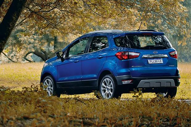 Ford Ecosport 2020 Está Com Desconto R 9300 De Abatimento