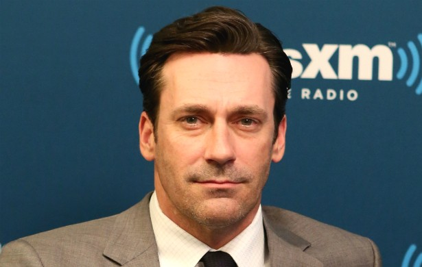 Jon Hamm, do seriado 'Mad Men', precisou de terapia e antidepressivos aos 20 anos, após a morte do pai. (Foto: Getty Images)