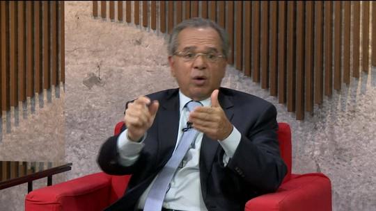 Guedes critica monopólio da Petrobras em setor petrolífero