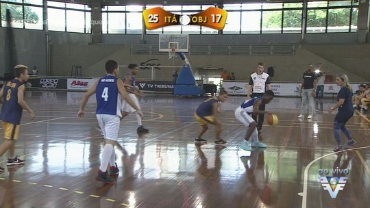 Rodada define semifinalistas do masculino da 4ª Copa TV Tribuna de Basquete