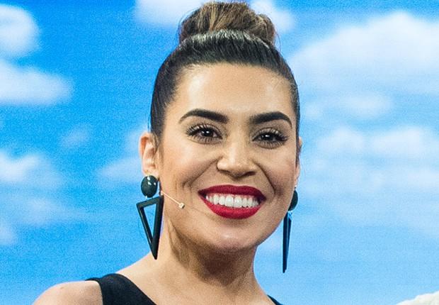 Naiara Azevedo (Foto: Raquel Cunha/TV Globo)