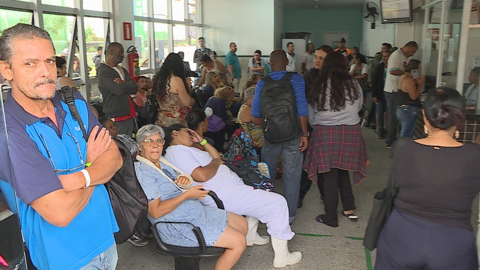 Procura pelos postos de saúde e hospitais cresce no Ceará com os casos de virose da mosca — Foto: Reprodução/TV Globo
