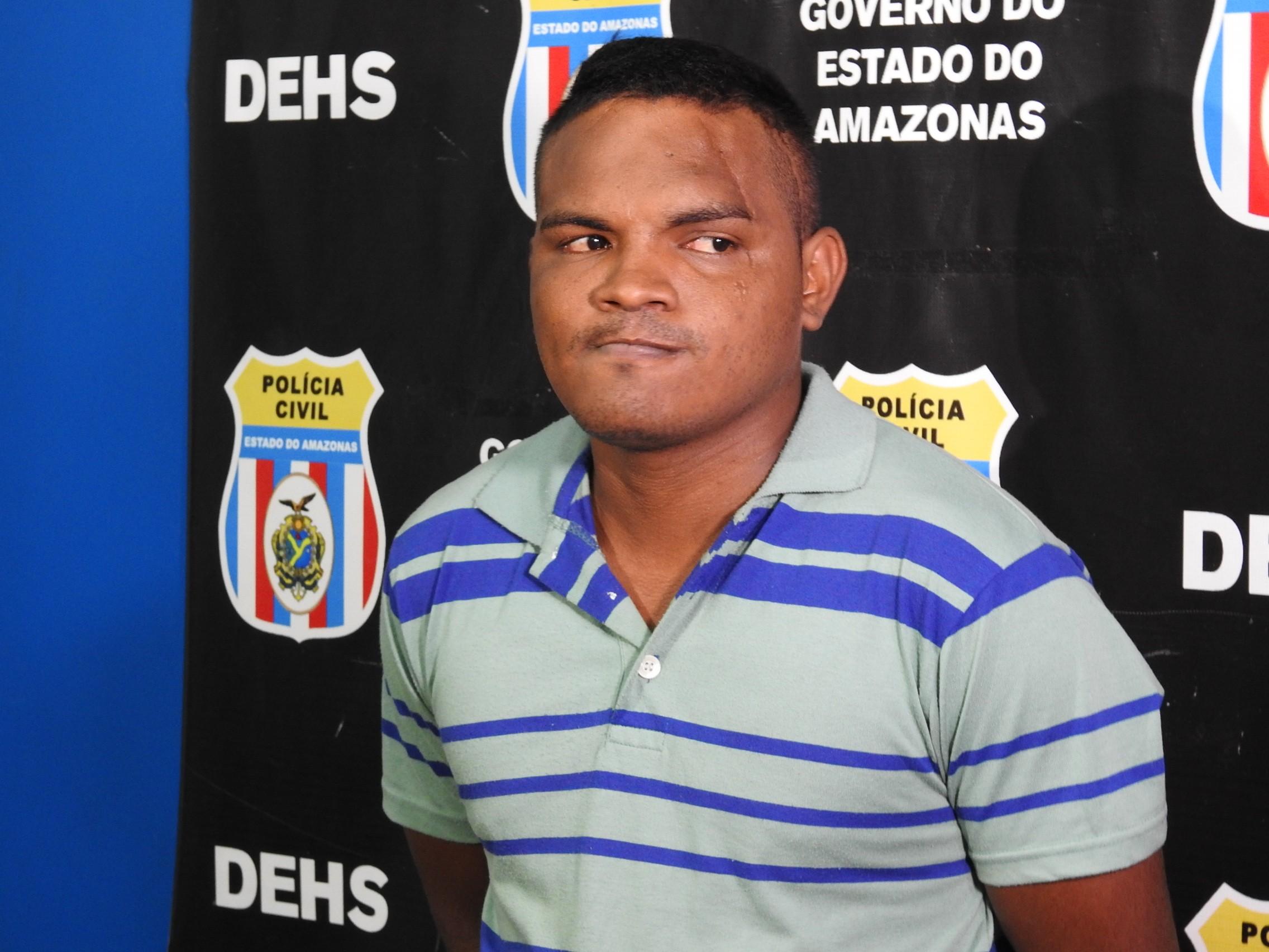 Suspeito de matar amigo com facada após briga por drogas é preso em Manaus