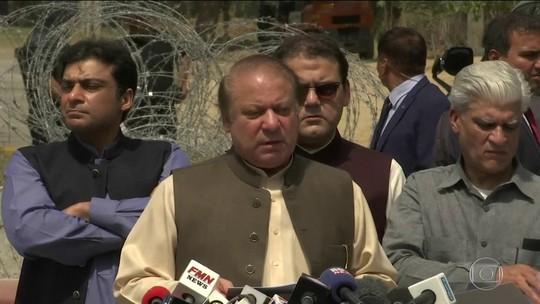 Premiê do Paquistão renuncia após sua desabilitação pelo Supremo
