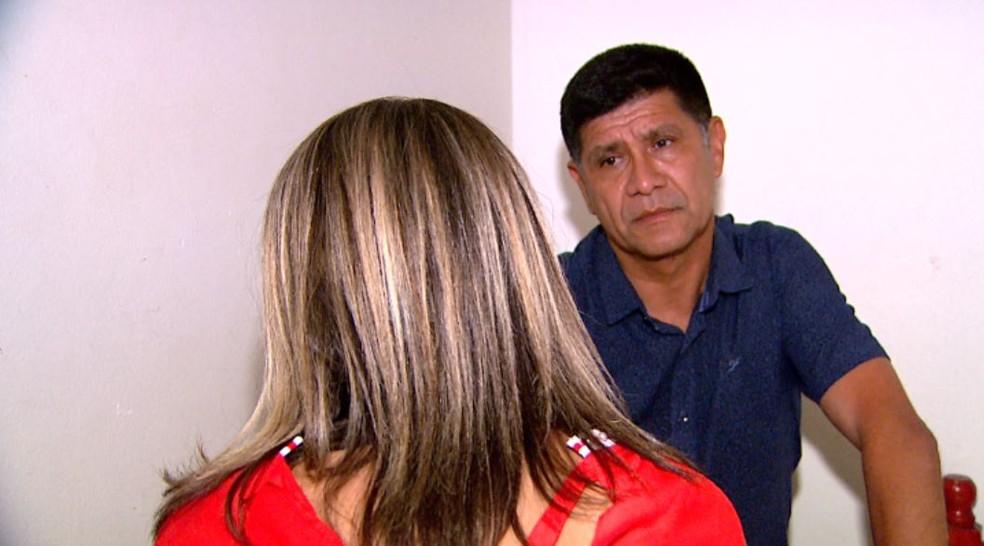 Vítima diz que teve medo de ser morta por estuprador em Pitangueiras, SP — Foto: Reprodução/EPTV