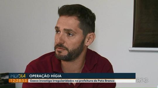 Gaeco cumpre mandados de busca e apreensão em empresas de Pato Branco, na 2ª fase da Operação Hígia