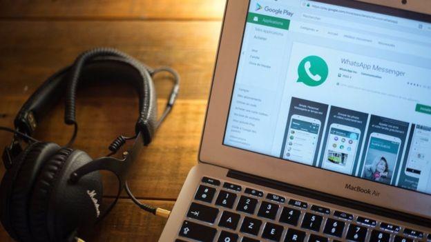 O WhatsApp tinha apenas 50 funcionários quando o Facebook comprou a empresa por US$ 19 bilhões em 2014 (Foto: Getty Images via BBC News Brasil)