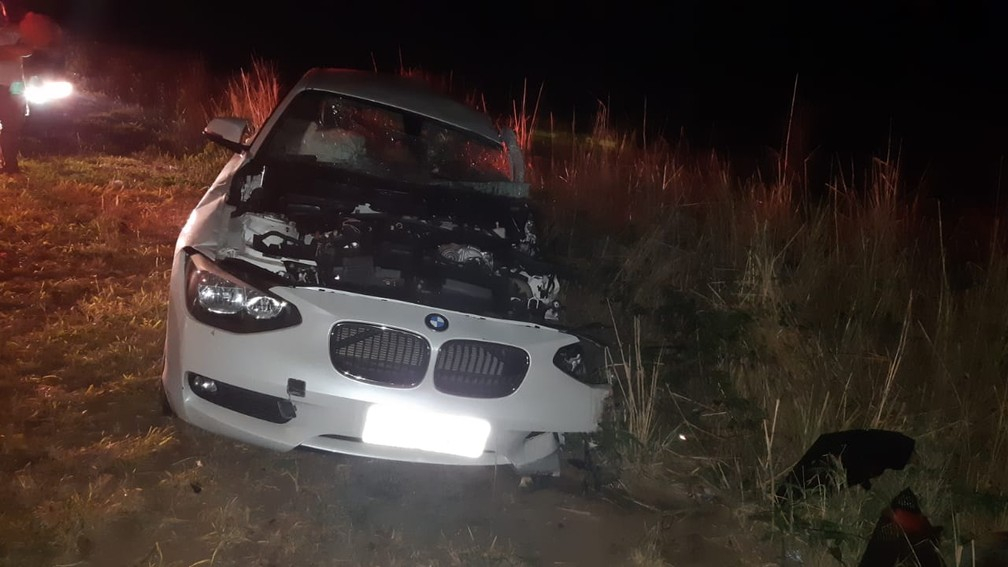 Acidente aconteceu na cidade de Planalto, sudoeste da Bahia — Foto: Polícia Rodoviária Federal