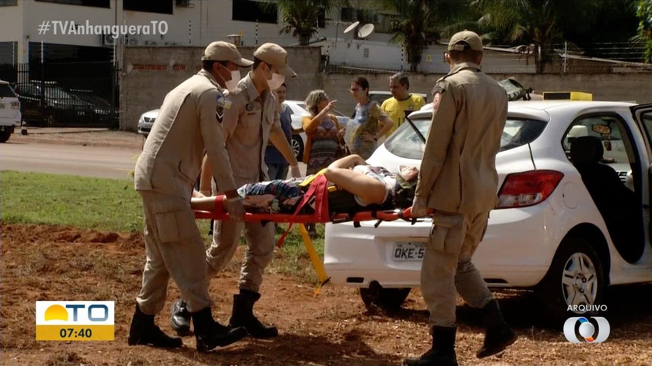 Palmas registra 30 mortes por acidentes de trânsito entre janeiro e agosto desse ano - Notícias - Plantão Diário