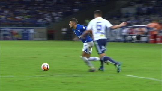 Veja os gols do massacre do Cruzeiro
