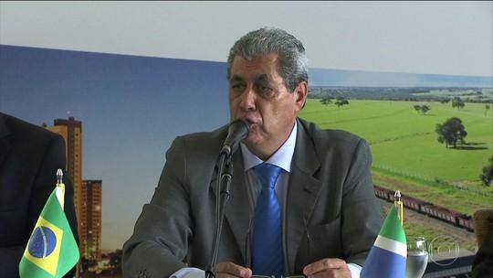 Justiça decide soltar o ex-governador de Mato Grosso do Sul
