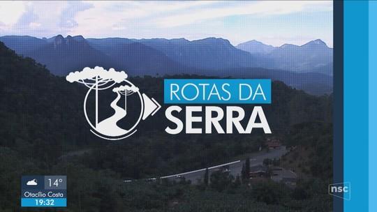 Únicas ligações do Sul catarinense com a serra gaúcha precisam de obras de manutenção