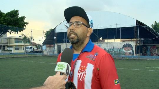 Vila Nova-ES vai priorizar a parte física na preparação para a Série A-2 do Brasileirão