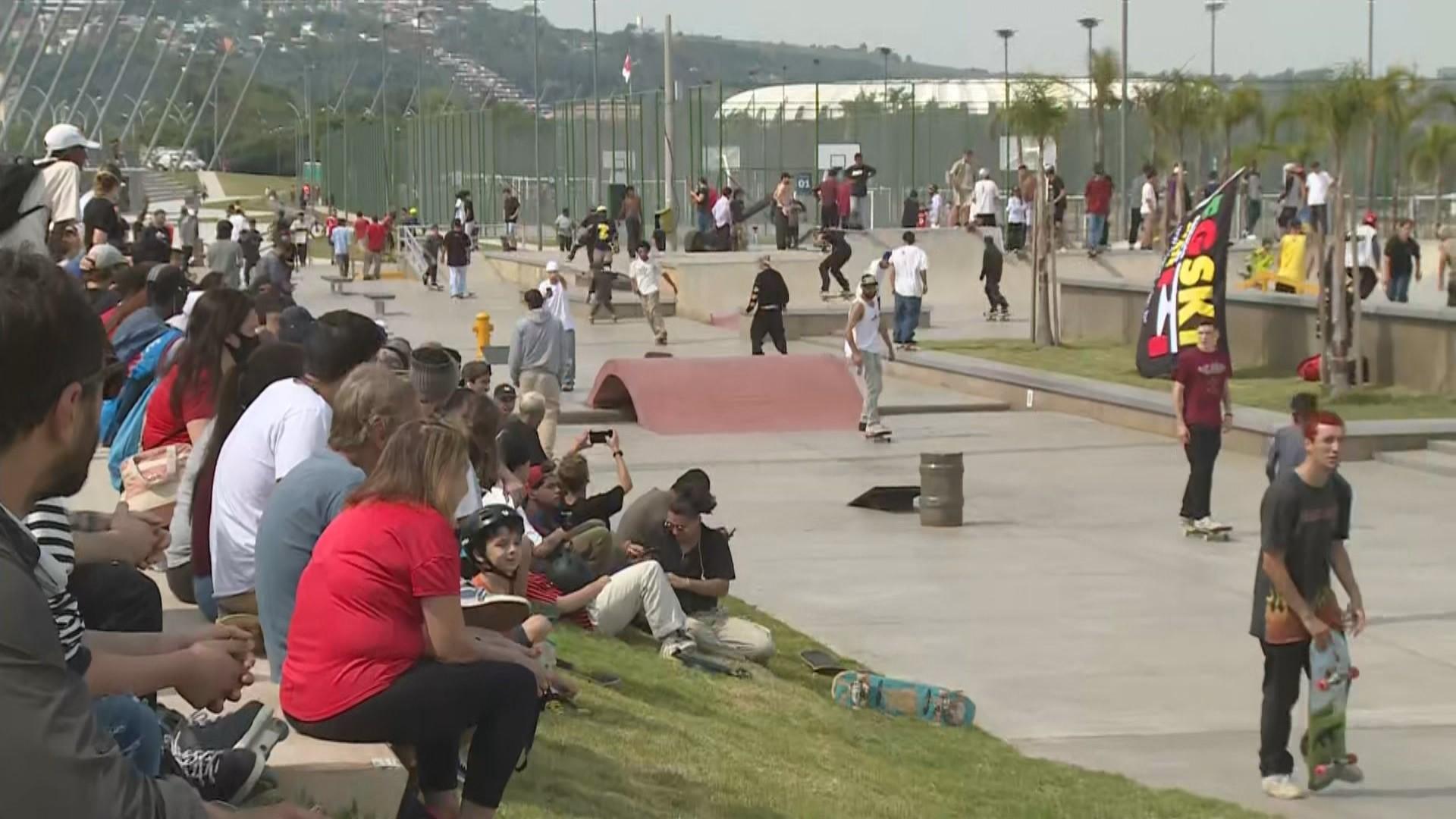 Trecho 3 da Orla do Guaíba em Porto Alegre é entregue ao público