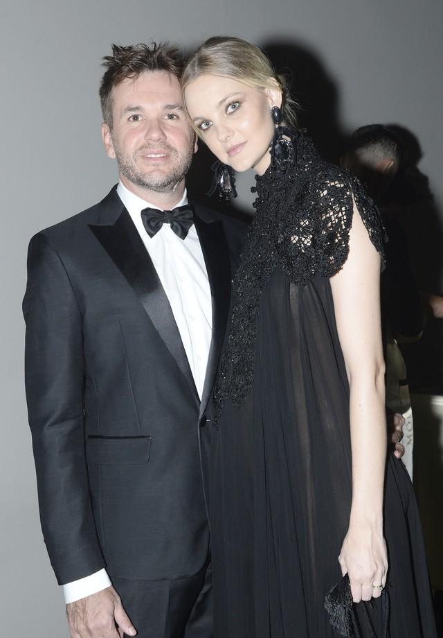 Fabio Bartelt e Carol Trentini (Foto: Getty Images)