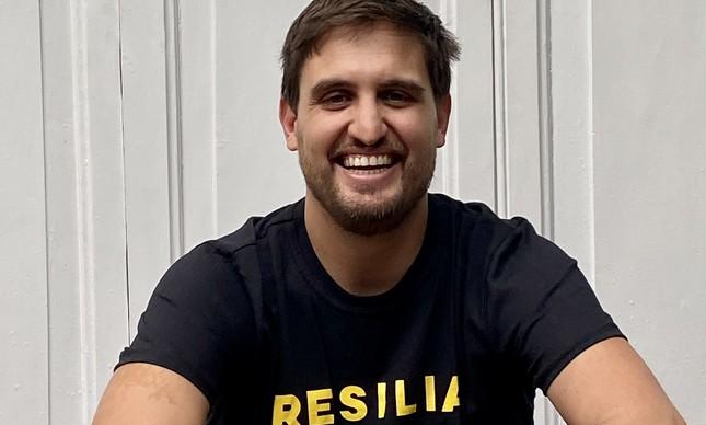 Bruno Cani, fundador e CEO da Resilia