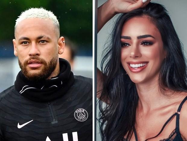 Bruna Biancardi, affair de Neymar, nega perfil em aplicativo de namoro