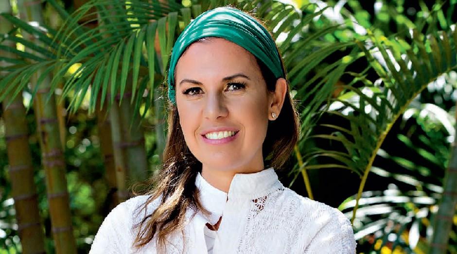 Morena Leite, do Grupo Sagrado: um braço para casamentos casuais e outro para as festas de luxo (Foto: Fabiano Accorsi)
