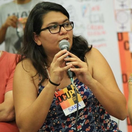 Sara Azevedo será candidata ao governo de Minas Gerais pelo PSOL (Foto: Reprodução)