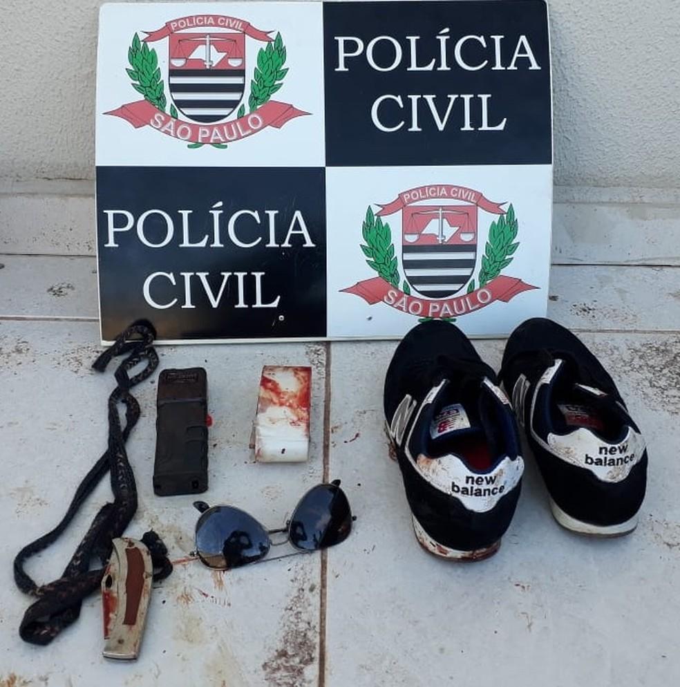 Homem de 29 anos foi assassinado em Presidente Prudente (Foto: Cedida/Polícia Civil)