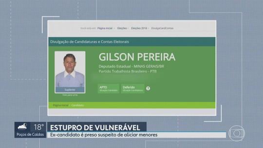 Ex-candidato a deputado estadual é preso suspeito de aliciar menores na Grande BH
