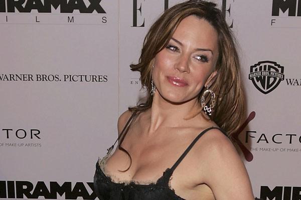 A atriz Krista Allen (Foto: Getty Images)