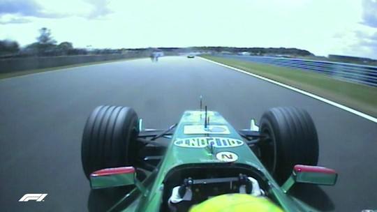 Padre irlandês, Senna x Prost e brake test: cinco onboards loucas do GP da Inglaterra
