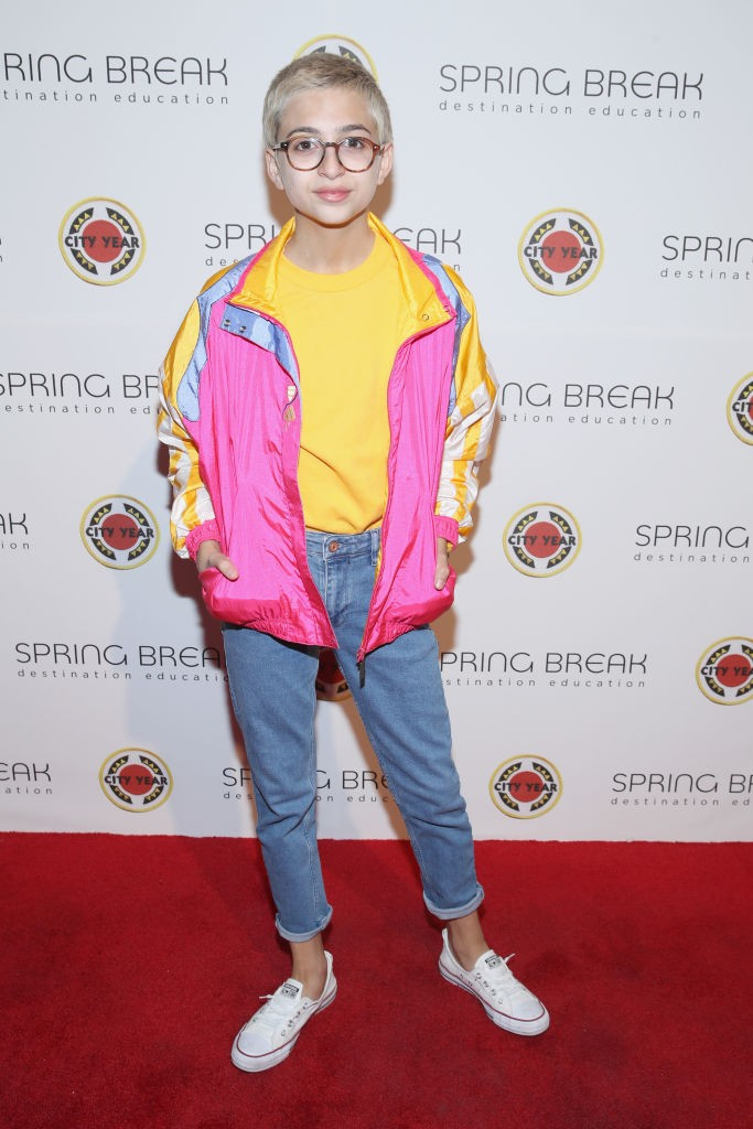 Josie Totah (Foto: Getty Images)