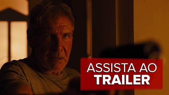 'Blade Runner 2049', sequência do clássico de Ridley Scott, ganha 1º trailer
