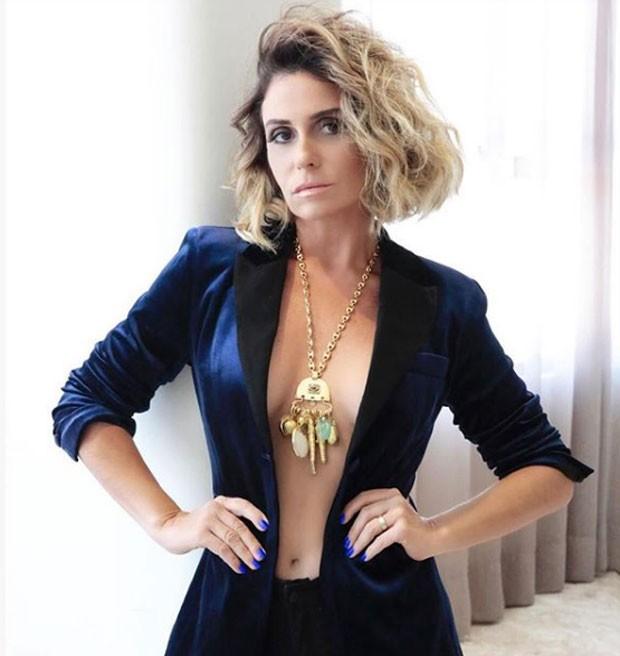 Giovanna Antonelli (Foto: Reprodução Instagram)
