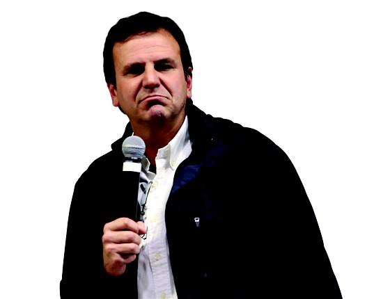 Eduardo Paes (Foto: Fábio Motta/Estadão Conteúdo)