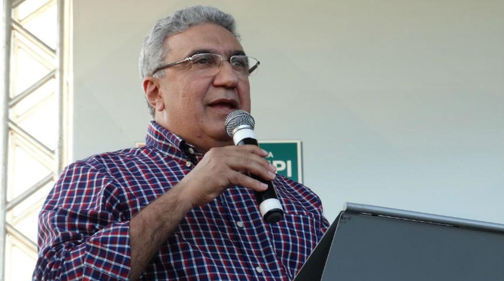 Laurez Moreira (PSDB) é prefeito de Gurupi (Foto: Divulgação)
