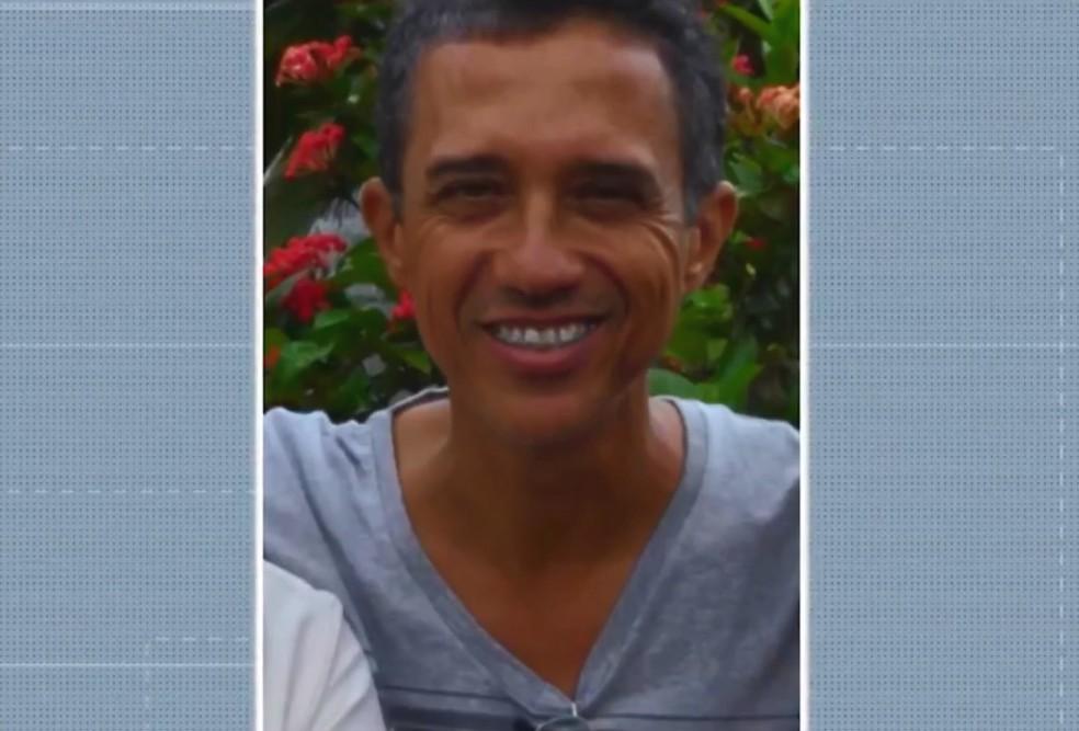 Corpo de empresário foi encontrado na noite de terça-feira — Foto: Reprodução/TV Subaé