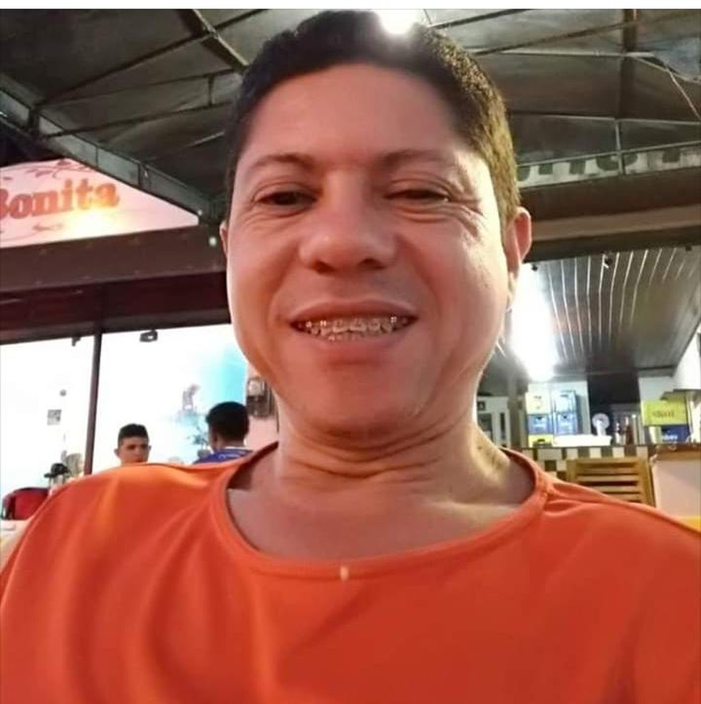 Clorismar Lima Carvalho, de 51 anos, era agente funerário e morreu com Covid-19 em São Luís (MA) — Foto: Arquivo pessoal