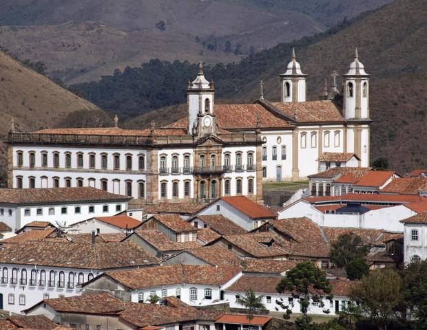 Museu da Inconfidência (Foto: wikkimedia commons / Halley Pacheco de Oliveira )