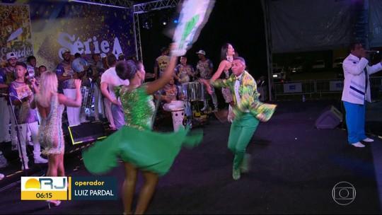Lierj lança CD com os sambas das escolas da Série A para o carnaval de 2019 no Rio
