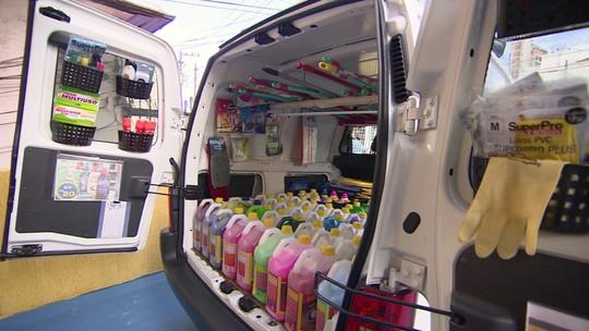 Empresários investem em produtos de limpeza e abrem 280 franquias
