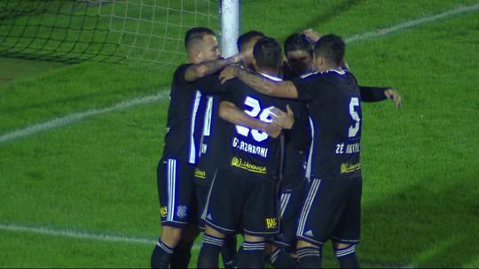 Londrina entra com representação na CBF contra erros diante de Figueirense e Goiás
