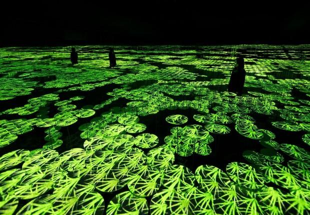 Digital Art Museum - topography (Foto: Divulgação )