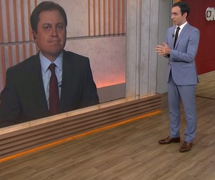 'Edição das 18h', na GloboNews | Reprodução