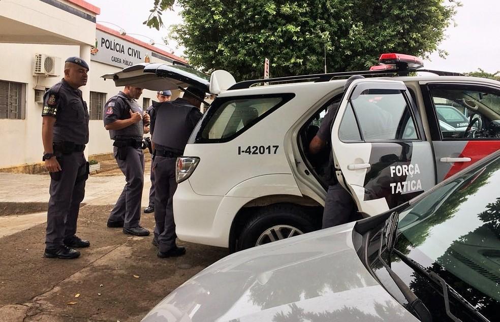 Advogado foi assassinado a tiros em Presidente Venceslau (Foto: Amanda Monteiro/Portal Bueno)