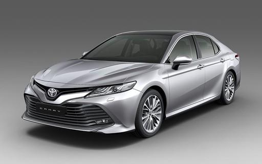 16fe3abe83 Teste: novo Toyota Camry XLE 3.5 - AUTO ESPORTE | Testes