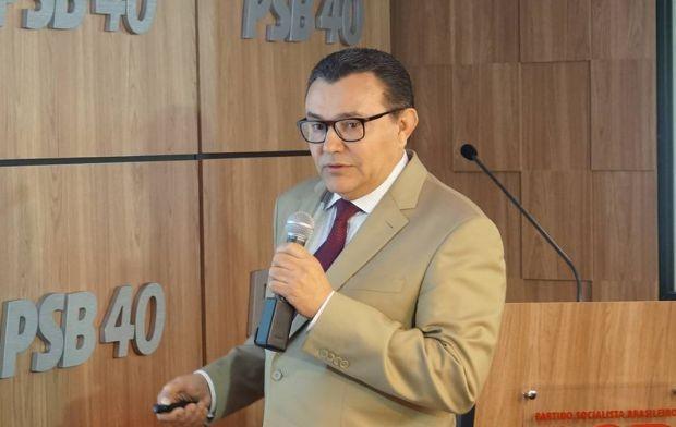 Carlos Siqueira, presidente nacional do PSB (Foto: Reprodução/Facebook)