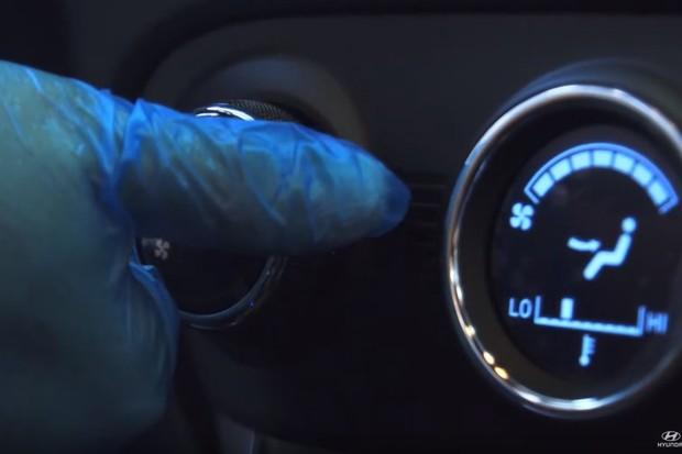Desinfecção Hyundai Ar-condicionado (Foto: Divulgação)