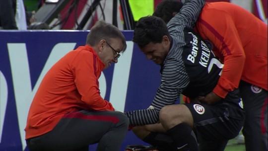 """Apolinho pede """"regulamento padrão"""" para novo goleiro em casos de lesão"""