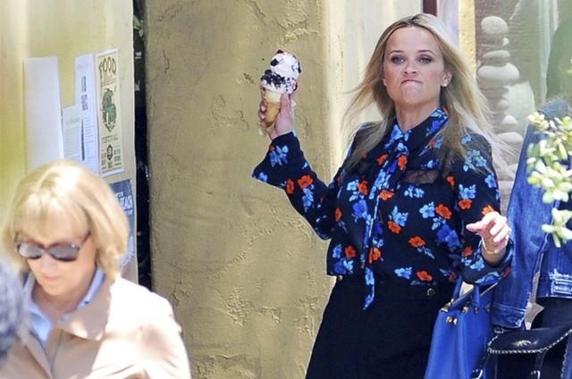 Reese Witherspoon em 'Big little lies' (Foto: Reprodução/Twitter)