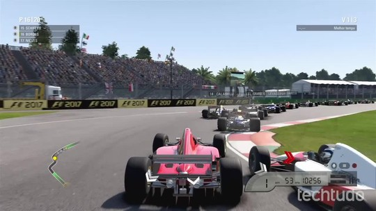 Review F1 2017
