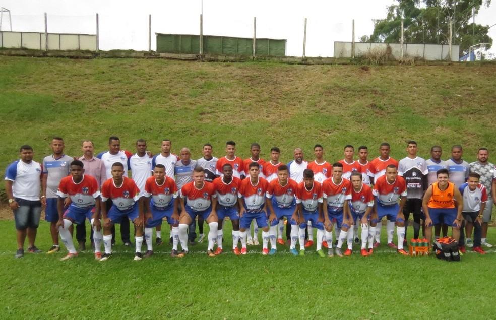 Equipe do Valadares vai atuar com o nome Ponte Nova no Mineiro, devido a parceria firmada entre as equipes (Foto: Divulgação)