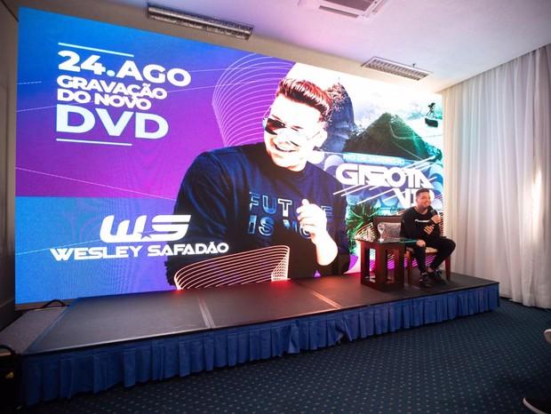 Wesley Safadão (Foto: Ederson Lima)