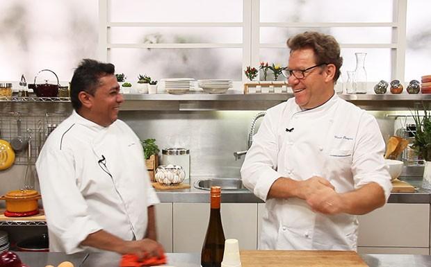 Claude com Batista irão comandar reality na TV Globo